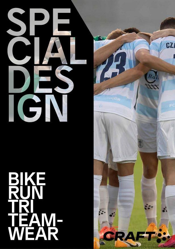 Design dit eget sportstøj !