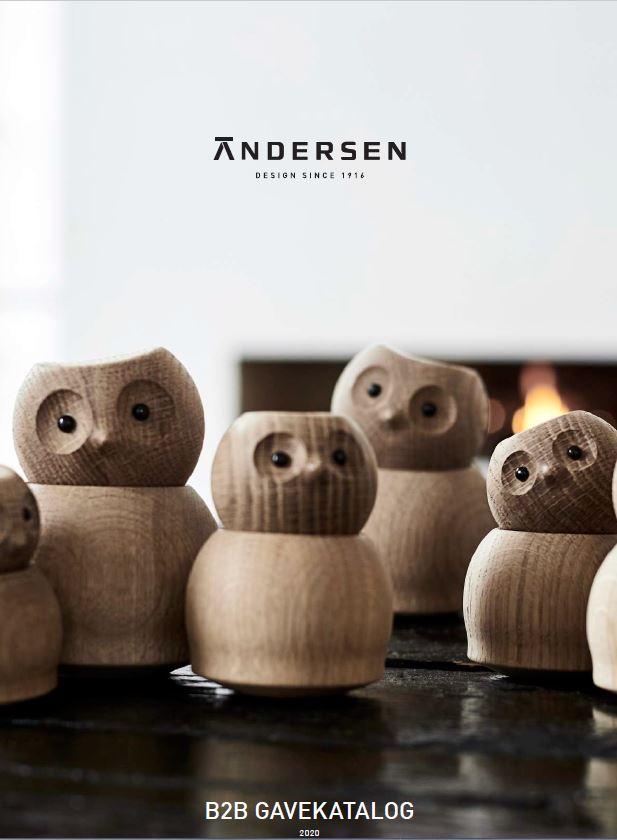 Andersen - Gavekatalog 2020
