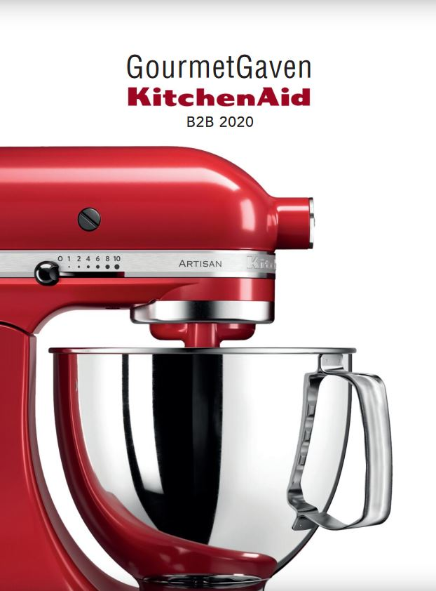 KitchenAid - Gavekatalog 2020